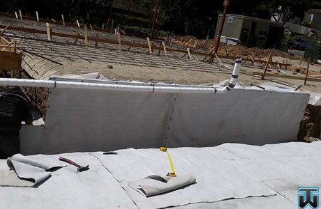 Below Grade Waterproofing